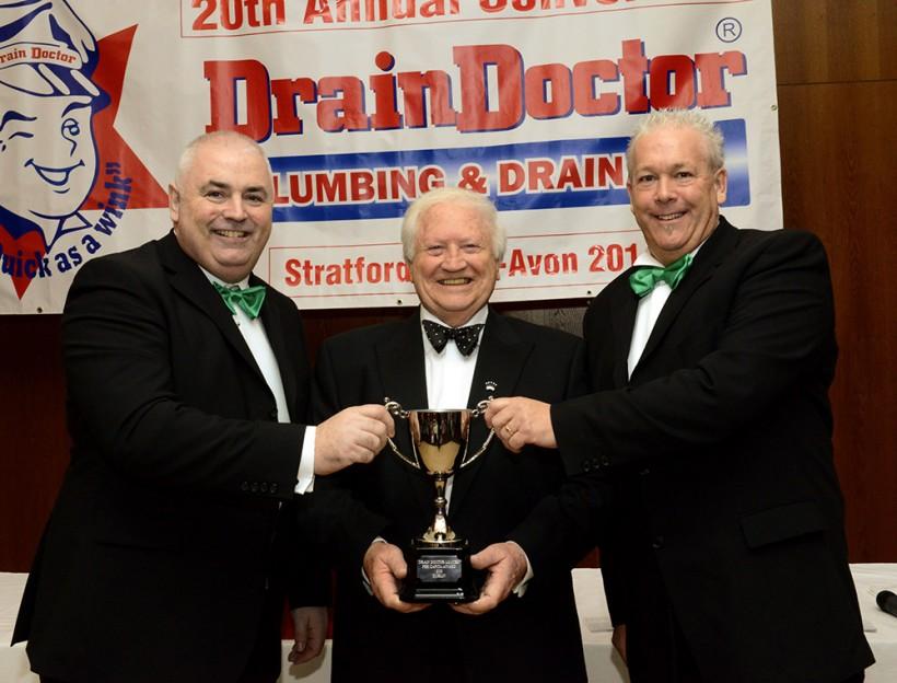 Dublin Drain Doctors Scoop International Award