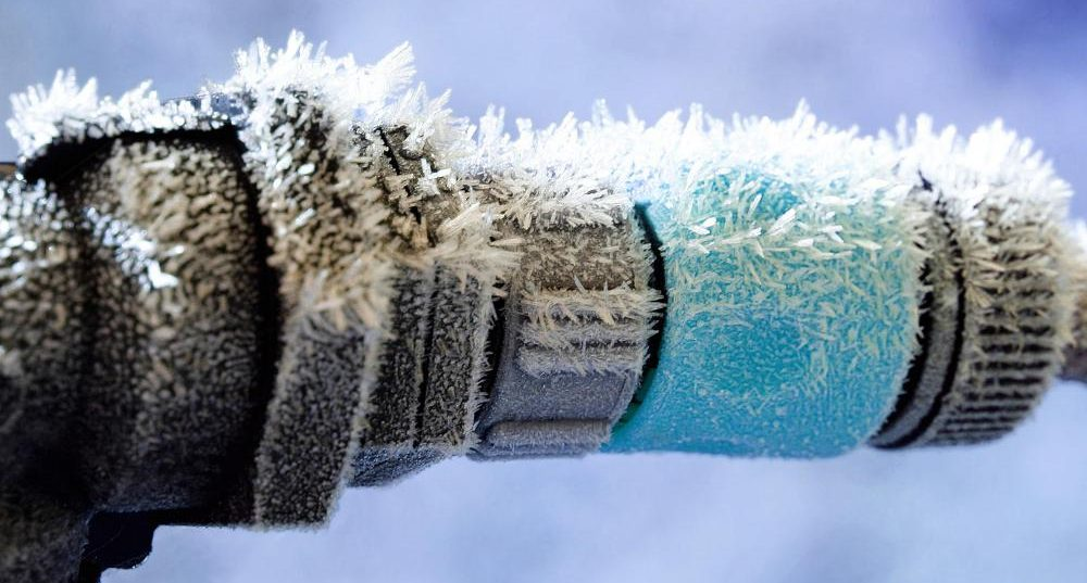 The Winter is Coming –  Prevent Frozen Pipes